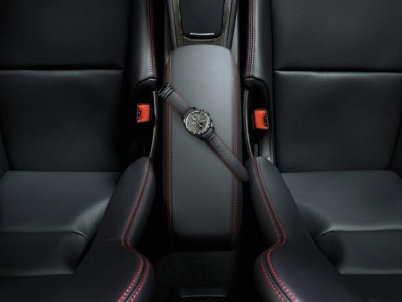 911 Speedster Chronograph by Porsche Design