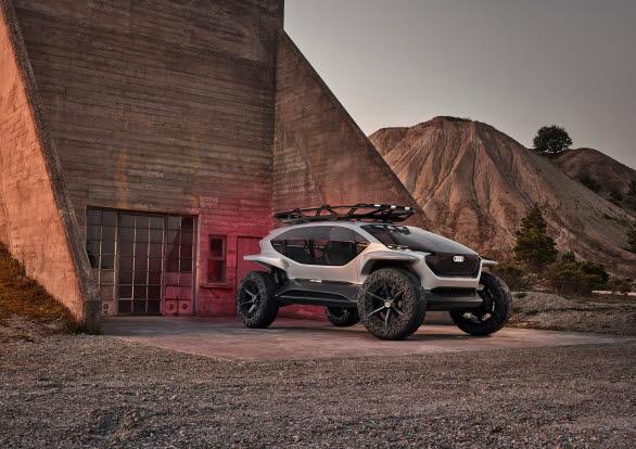AI:TRAIL quattro - elbilen för naturupplevelser utöver det vanliga