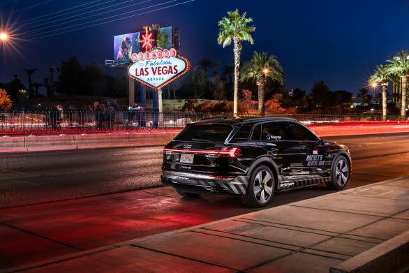 Audi e-tron som VR-plattform CES 2019