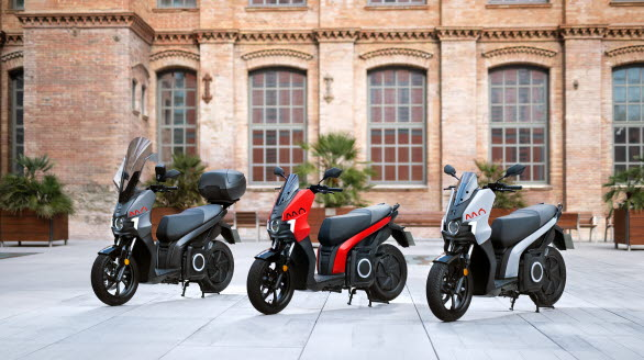 SEAT MÓ e-Scooter 125 är nu prissatt och beställningsbar på svenska marknaden.