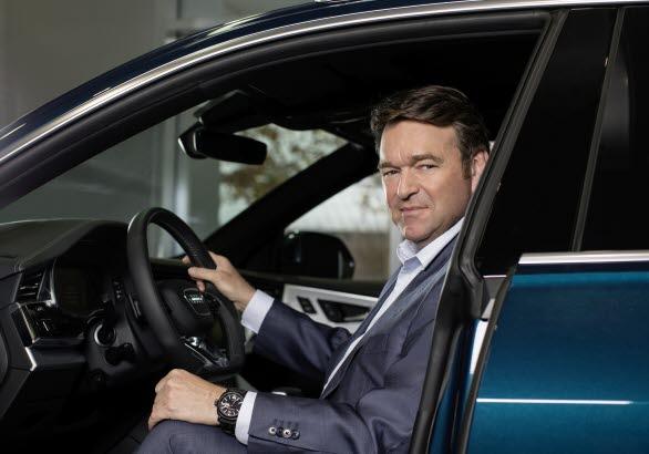 Bram Schot, chef AUDI AG