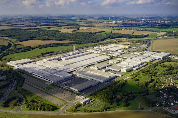 Zwickau-anläggningen ligger i tyska delstaten Sachsen.