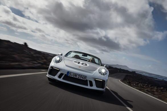 911 Speedster, Heritage Design-Package