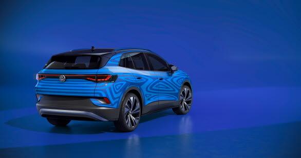 ID.4 är den andra medlemmen i ID.-familjen och den första fullfjädrade eldrivna SUV:en från Volkswagen.