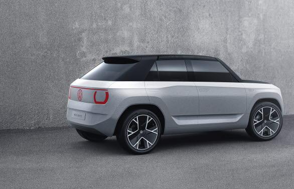 ID. LIFE är nu den åttonde konceptbilen baserad på Volkswagens MEB-plattform för elbilar.