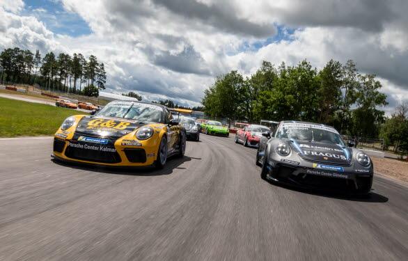 Porsche Carrera Cup Scandinavia kickstartar årets racingsäsong med en intensiv jakt på ett historiskt hattrick, gästförare i världsklass, nytt teammästerskap, prispott på 500 000 kr och en TV-satsning som tar tittarna ännu närmare racingen.