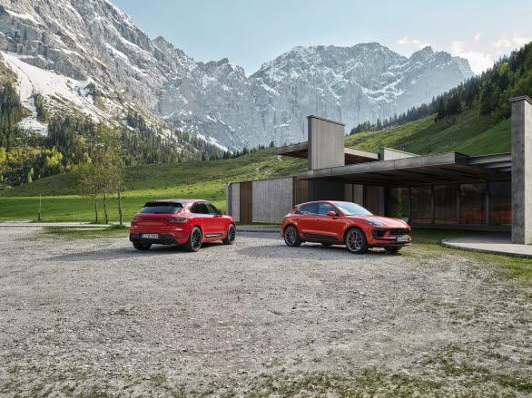 Nya Porsche Macan GTS och Macan S