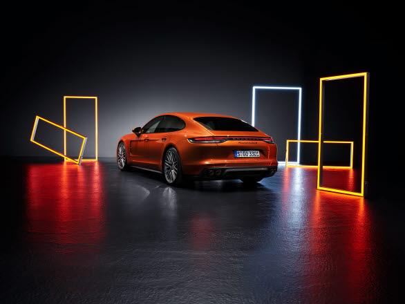 Nya Porsche Panamera Turbo S
