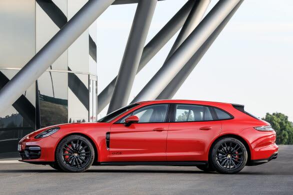 Nya Porsche Panamera GTS