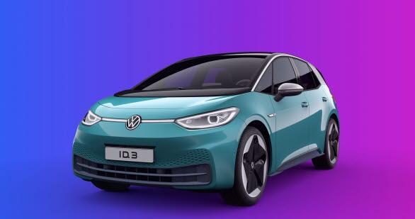 Elmotorn i ID.3 1st genererar 204 hk och levererar ett maximalt vridmoment på 310 Nm.