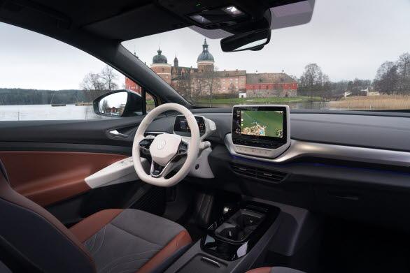 De olika versionerna gör att alla kunder snabbt kan hitta den bil som passar bäst.