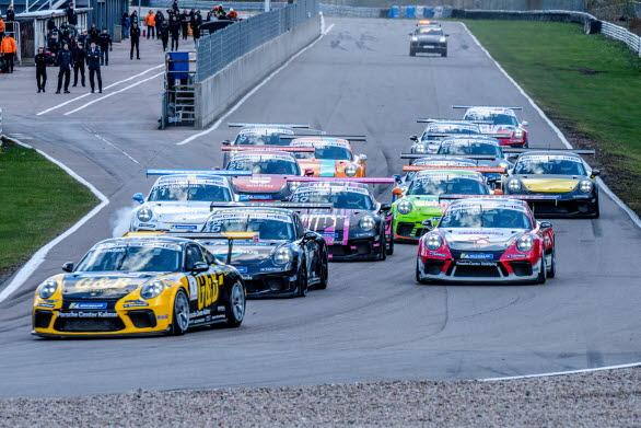 Porsche Carrera Cup Scandinavia tilldelas officiell status som Svenska Mästerskapen för GT-bilar från och med 2022.