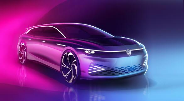 Med ID. SPACE VIZZION skapas ett nytt segment för elbilar