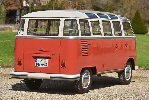1962 års modell (året innan hörnfönstren bak försvann)