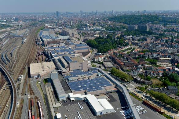 Audi Bryssel
