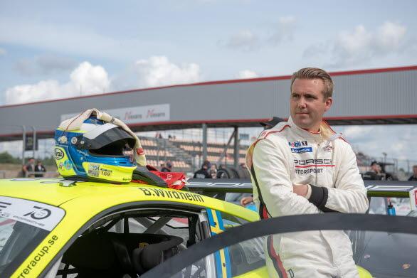 Den svenska racingstjärnan och experkommentatorn Björn Wirdheim gör sig redo för en spännande säsong i Porsche Carrera Cup Scandinavia 2019.