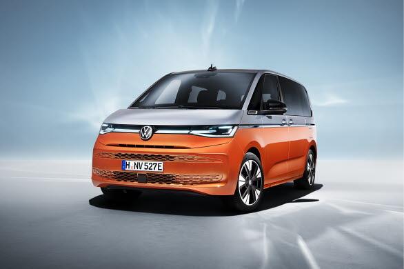 Ny Multivan byggs på Volkswagens MQB-plattform