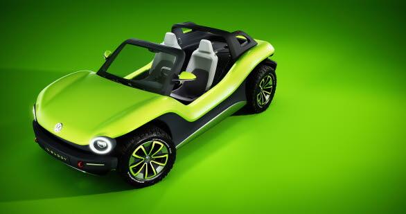 Precis som förr öppnar Volkswagen upp ID. BUGGY-konceptet för externa tillverkare.