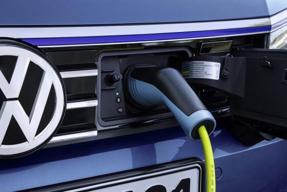 De som kör Volkswagen GTE fortsätter vara flitiga laddare.