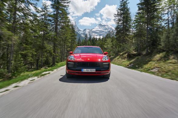 Nya Porsche Macan GTS