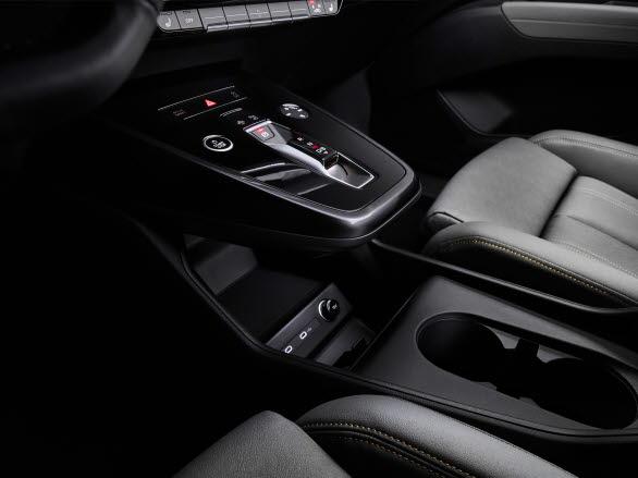 Interiör Audi Q4 e-tron