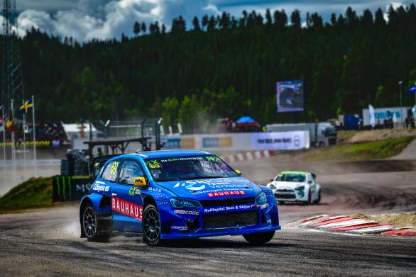 Sondre Evjen summerade en fjärdeplats i semifinalen i Höljes och är revanschsugen inför fortsättningen.