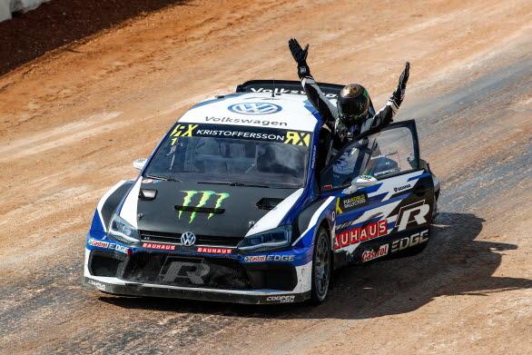 Johan Kristoffersson är rallycrossens främste genom tiderna.
