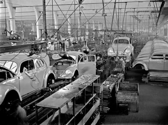 Genom att fabriken kunde räddas lades grunden för Tysklands framväxande bilsamhälle.