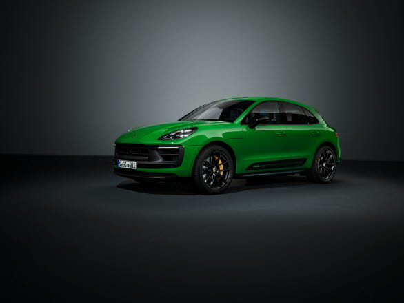 Nya Porsche Macan GTS med Sportpaket