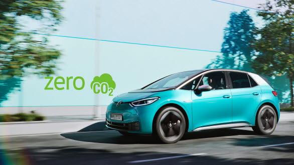 Med ID.3 tar Volkswagen klivet in i en era av koldioxidfri mobilitet.