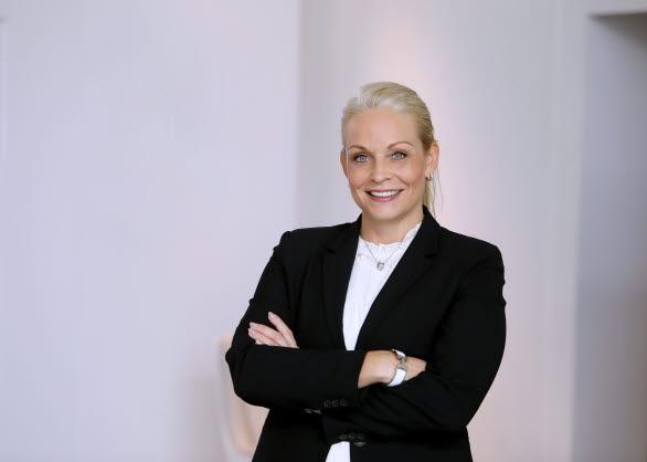 Madeleine Kjessler, Marknadschef Audi Sverige