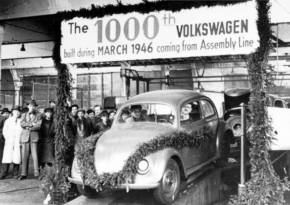 """Det tusende exemplaret av """"Bubblan"""" producerades i mars 1946."""