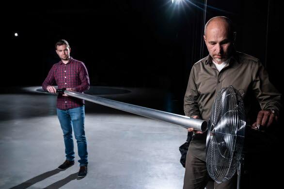 Stephan Gsell och Rudolf Halbmeir skapade det unika ljudet i Audi e-tron GT