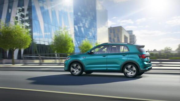 Helt nya T-Cross breddar Volkswagens SUV-utbud ännu mer.