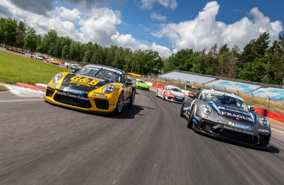 Porsche Carrera Cup Scandinavia är tillbaka! Förberedelserna inför en ny säsong pågår för fullt och såväl förare som supporters kan se fram emot 14 spännande race på sex banor i Sverige och Norge. Serien inleds 7-8 maj på Ring Knutstorp.