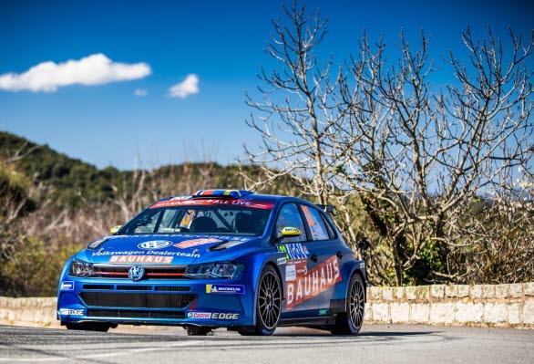 I Rally Portugal ska Ole Christian Veiby ta upp jakten på VM-ledningen i WRC 2.
