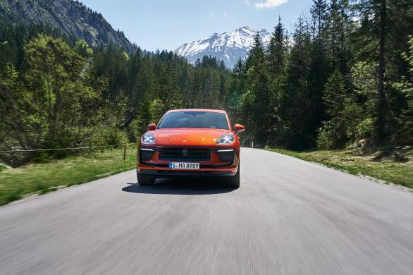 Nya Porsche Macan S