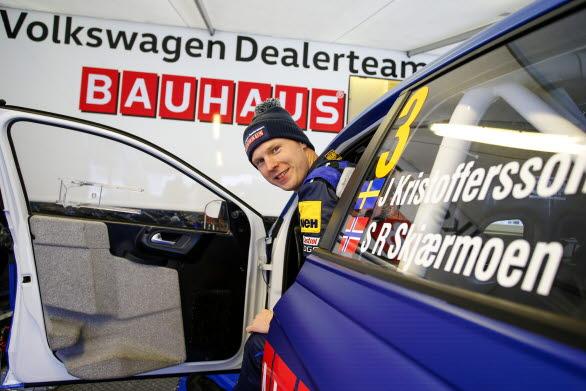Hur ska Johan Kristoffersson behärska rally på grus? Det får vi svar på under helgen. Foto: Tony Welam.