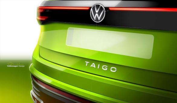 Taigo är aktuell även för den svenska marknaden.