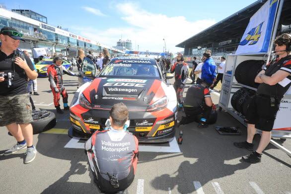 Sébastien Loeb Racing och Volkswagen Motorsport har jobbat hårt för att ge Johan Kristoffersson bäst förutsättningar.