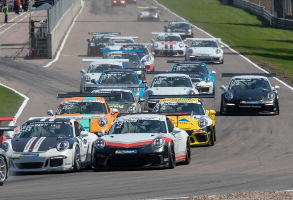 Hård och rättvis racing, utan balance of performance och med fokus på förarprestationen.  Det är Porsche Carrera Cup Scandinavia i ett nötskal.