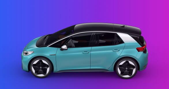 Designad för en spännande elektrisk framtid.
