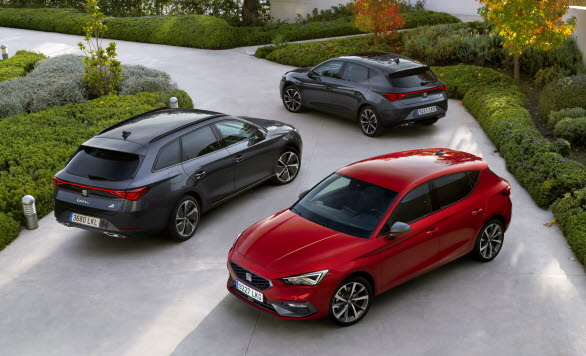 SEAT Leon e-HYBRID är den mest kraftfulla och energisnåla modellen i utbudet.