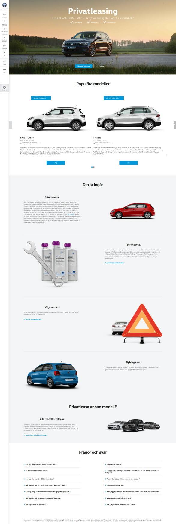 Kunden kan nu sköta hela bilköpet online.