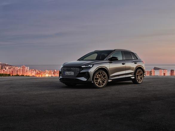 Audi Q4 50 e-tron quattro Edition One
