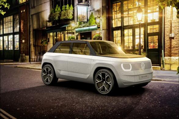 ID. LIFE visar Volkswagens avsikter att även erbjuda e-mobilitet i högvolymsegmentet småbilar, och på sätt nå ännu fler målgrupper.