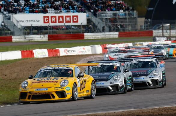 Porsche Carrera Cup Scandinavia inleds som vanligt med en stor Porsche Festival vid säsongspremiären på Ring Knutstorp i Skåne 15-16 maj. Jakten på prispengar och årets mästerskapstitlar pågår sedan oavbrutet fram till finalen på Mantorp Park 2-3 oktober.