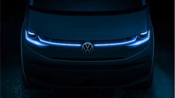 Nya Multivan har snart världspremiär