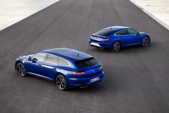Volkswagen R har tagit fram en högprestandamotor till de båda Arteon-modellerna.