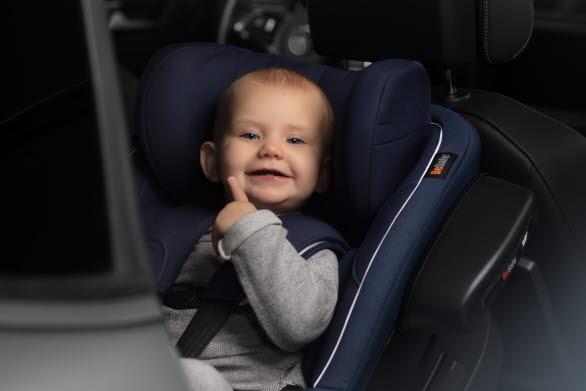 Syftet med studien var att se hur svenska rekommendationer för barn i trafik efterföljs i verkligheten.
